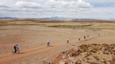玻利維亞西部高原地區
