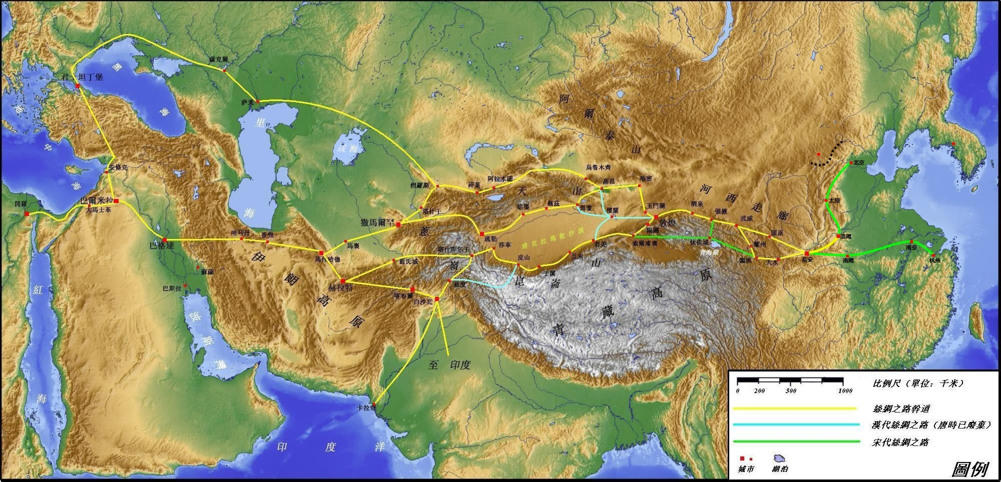 Silk-Road_course